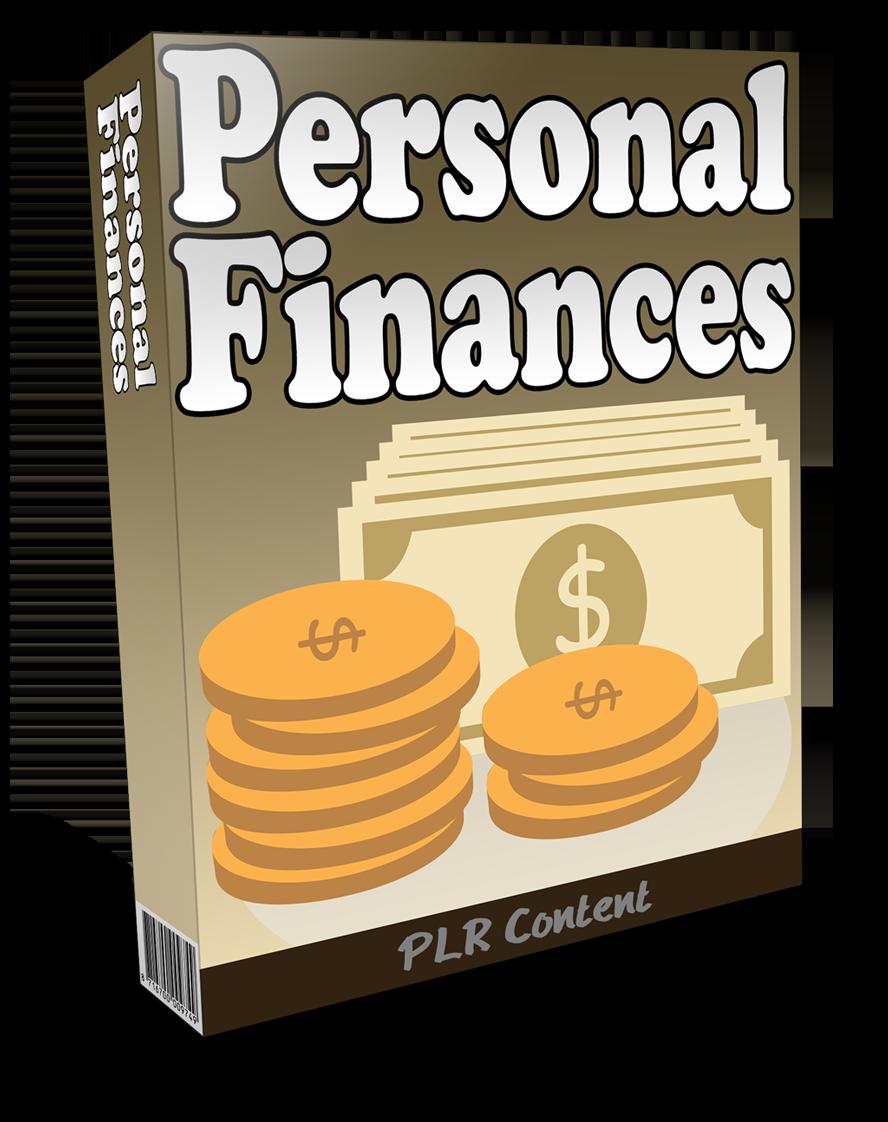 Personal Finances PLR Content